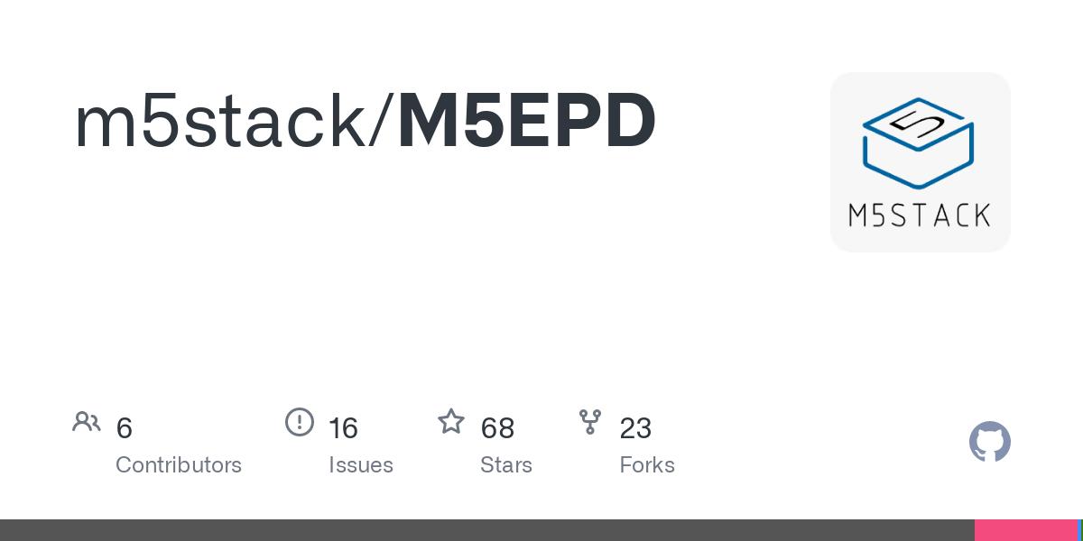 m5stack/M5EPD