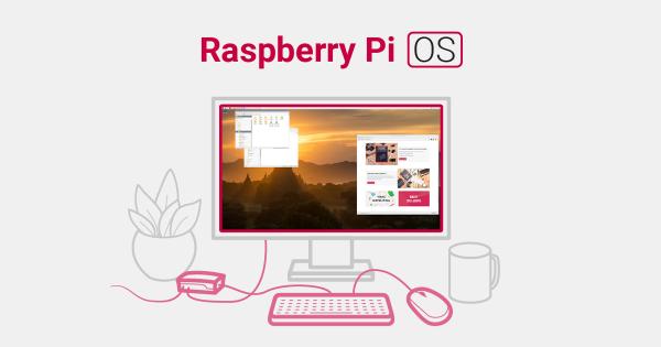 Raspberry Pi OS – Raspberry Pi